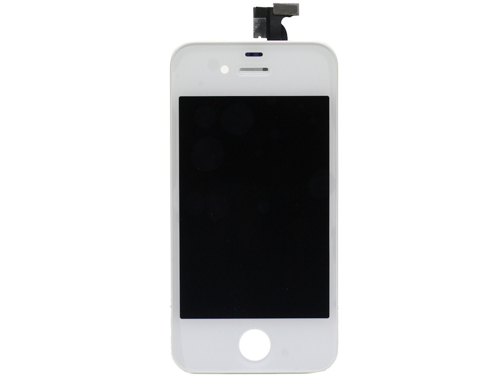 Apple iPhone 4 Display Einheit weiss