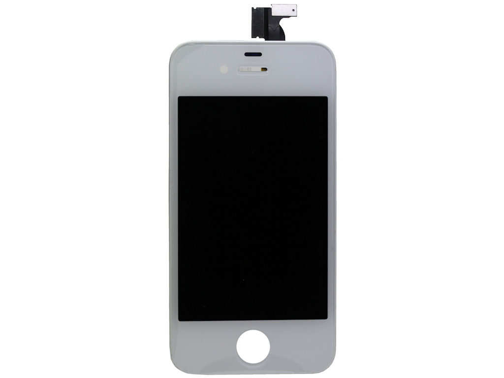 Apple iPhone 5 Display Einheit weiss