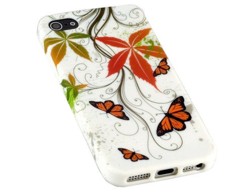 Motiv Case iPhone 5 Butterfly