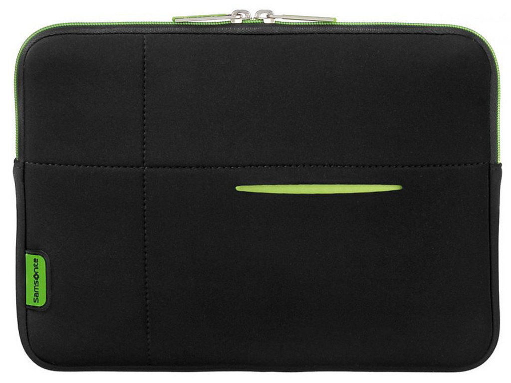 Samsonite Airglow Sleeve Tablet Case black green