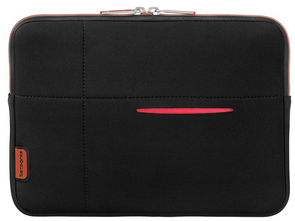 Samsonite Airglow Sleeve Tablet Case black red