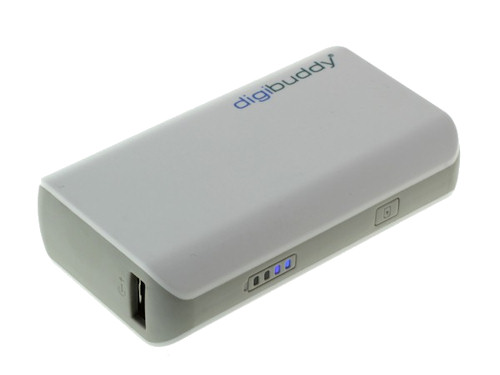 digibuddy Power Bank 4400 mAh 1x USB Anschluß