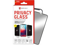 Displex Privacy Glass 3D Schutzglas Apple iPhone Xs Max 11 Pro Max
