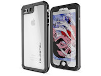 Ghostek Atomic 3 Waterproof Case Apple iPhone 7 Plus 8 Plus schwarz