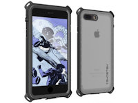 Ghostek Nautical Waterproof Case Apple iPhone 7 Plus 8 Plus schwarz