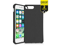 ITSKINS Level 2 FeroniaBio for Apple iPhone 6/6S/7/8 Plus schwarz