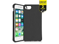 ITSKINS Level 2 FeroniaBio for Apple iPhone 6/6S/7/8 schwarz
