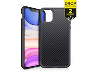 ITSKINS Level 2 HybridFusion for Apple iPhone 11 Carbon