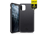 ITSKINS Level 2 HybridFusion for Apple iPhone 11 Pro Max Carbon