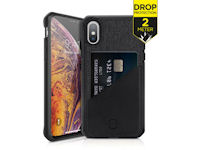 ITSKINS Level 2 HybridFusion for Apple iPhone Xs Max Carbon