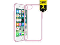 ITSKINS Level 2 HybridSolid for Apple iPhone 6/6S/7/8 Pink/Transparent