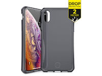 ITSKINS Level 2 SpectrumFrost for Apple iPhone X/Xs Transparent schwarz