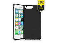 ITSKINS Level 2 SpectrumSolid for Apple iPhone 6/6S/7/8 Plus Plain schwarz