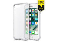 ITSKINS Level 3 SupremeClear for Apple iPhone 6/6S/7/8 Plus White/Transparent