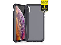 ITSKINS Level 3 SupremeClear for Apple iPhone X/Xs schwarz