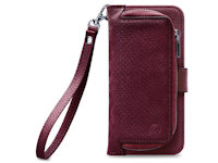 Mobilize 2in1 Gelly Wallet Zipper Case Apple iPhone 7 8 Bordeaux