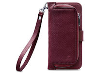 Mobilize 2in1 Gelly Wallet Zipper Case Apple iPhone XR Bordeaux