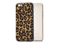 Mobilize Gelly Case Apple iPhone 6/6S Plus Brown Leopard