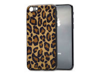 Mobilize Gelly Case Apple iPhone 7/8 Brown Leopard