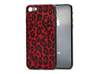 Mobilize Gelly Case Apple iPhone 7/8 Red Leopard