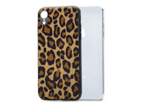 Mobilize Gelly Case Apple iPhone XR Brown Leopard