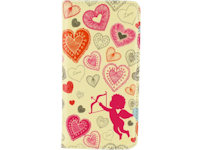 Mobilize Premium Magnet Book Case Apple iPhone 6 Plus Cupid