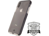 Mobilize Shatterproof Case Apple iPhone X Xs schwarz