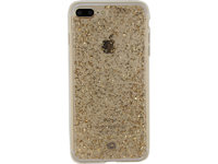 Mobilize Shimmer Case Apple iPhone 7 Plus 8 Plus Champagner Glitter
