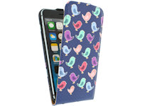 Mobilize Ultra Slim Flip Case Apple iPhone 6 Plus 6s Plus Birdy