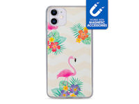 My Style Magneta Case for Apple iPhone 11 Flamingo