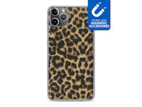 My Style Magneta Case for Apple iPhone 11 Pro Leopard