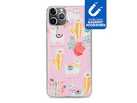 My Style Magneta Case for Apple iPhone 11 Pro Max Pink Alpaca