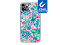 My Style Magneta Case for Apple iPhone 11 Pro Max White Jungle
