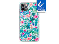 My Style Magneta Case for Apple iPhone 11 Pro White Jungle