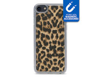 My Style Magneta Case for Apple iPhone 6/6S/7/8 Leopard