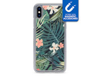 My Style Magneta Case for Apple iPhone X/Xs Black Jungle