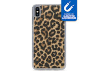 My Style Magneta Case for Apple iPhone Xs Max Leopard