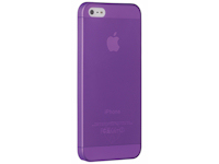 Ozaki O!Coat 0,3 Jelly ultra thin case purple OC533PU Apple iPhone 5 5S SE