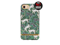 Richmond & Finch Freedom Series Apple iPhone 6/6S/7/8 Green Leopard/Gold