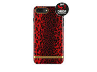Richmond & Finch Freedom Series Apple iPhone 6/6S/7/8 Plus Red Leopard