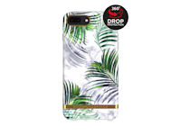 Richmond & Finch Freedom Series Apple iPhone 6/6S/7/8 Plus White Marble Tropics