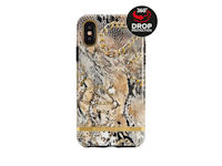 Richmond & Finch Freedom Series Apple iPhone X/Xs Chained Reptile/Gold