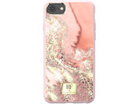 Richmond & Finch RF Series TPU Case Apple iPhone 6/6S/7/8 Pink Marble/Gold