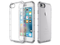 Rock Fence TPU Case Apple iPhone 7 / 8  Transparent