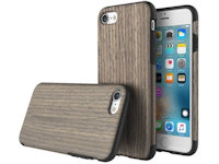 Rock Origin Case Apple iPhone 7 / 8  schwarz Rosewood