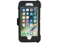 Survivor Case Apple iPhone 7 8 schwarz