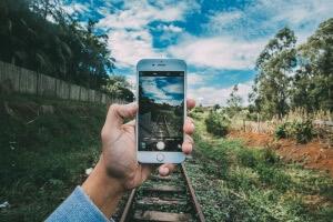 schöne urlaubsbilder mit dem smartphone