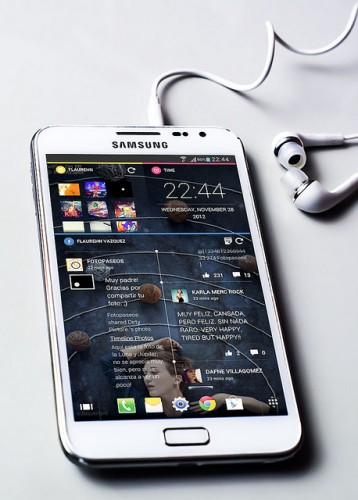 Samsung Galaxy Note N7100