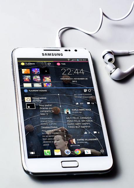 Samsung Galaxy Note N7100