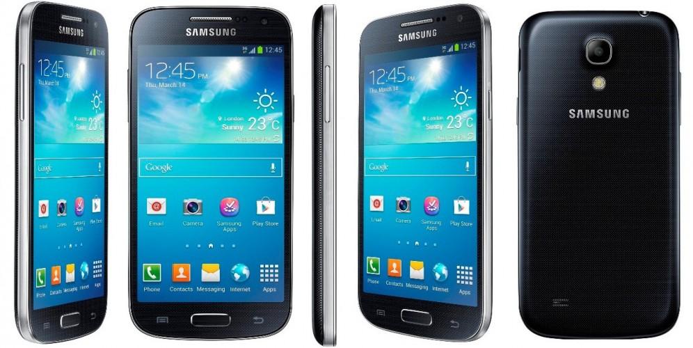 Samsung Galaxy S4 mini Details veröffentlicht
